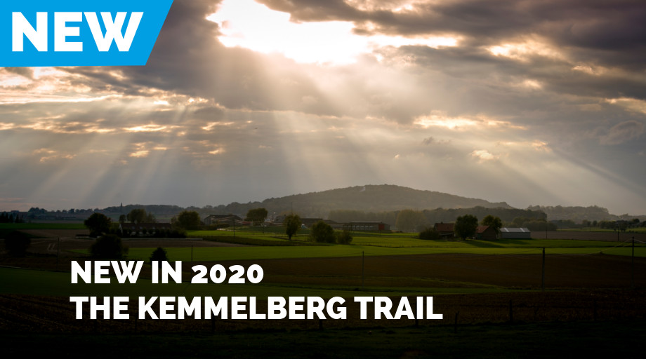 New in 2020, the Kemmelberg Trail